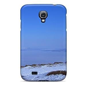 Unique Design Galaxy S4 Durable Tpu Case Cover Naruto Nature Winter Scene In