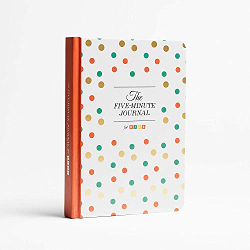 The Five Minute Journal for Kids - Develop Positive Thinking (The Five Minute Journal By Intelligent Change)