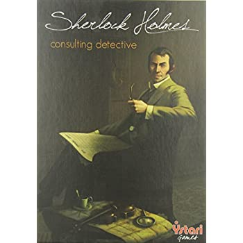 Sherlock Holmes Consulting Detective Game