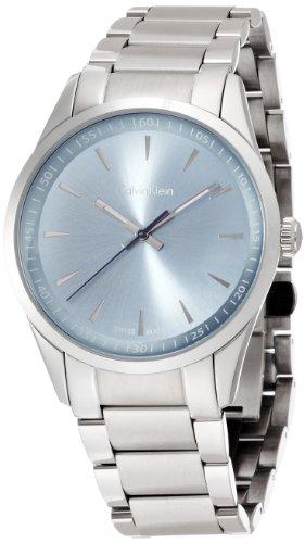 Calvin Klein Bold Men's Quartz Watch K5A3114X (Watch Klein Dress Calvin)