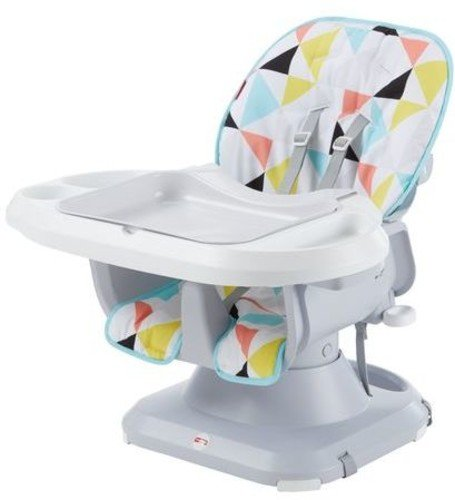 Fisher Price - Spacesaver High Chair, Windmill FLG95