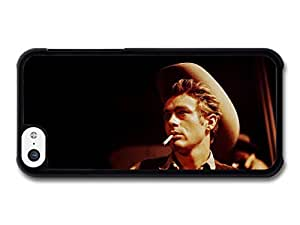 MMZ DIY PHONE CASEJames Dean Smoking Cigarette Portrait case for ipod touch 4