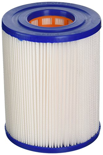 Way Cartridge Filter Best (Pleatco PBW5PAIR Replacement Cartridge for Best Way Accessories 1/20 Horsepower Pump, Pack of 2 Catridges)