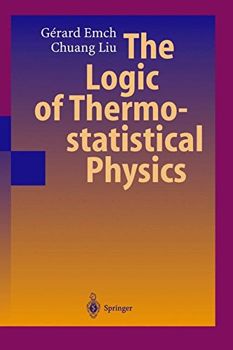 Download The Logic of Thermo-Statistical Physics pdf