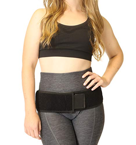 elt SI Loc Joint Lumbar Lower Back Pelvic Compression Support Belt - Small/Medium ()