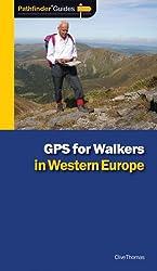 Pathfinder GPS for Walkers in Western Europe (Pathfinder Guides)