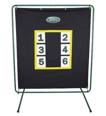 Atec Pitchers - ATEC Pro Pitcher's Practice Screen with Stand