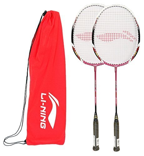 li-ning-badminton-racquet-smash-series-pack-of-2-with-extra-grip