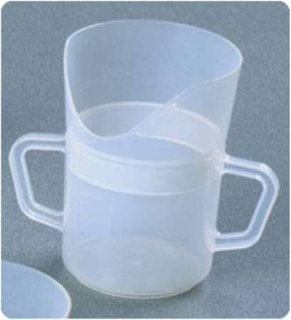 Independence Two-Handled Nosey Cup by Patterson Medical (Image #1)