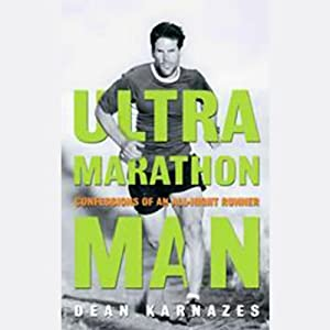 Ultramarathon Man Audiobook