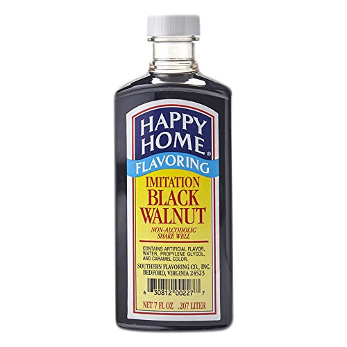 Happy Home Flavoring Imitation Black Walnut