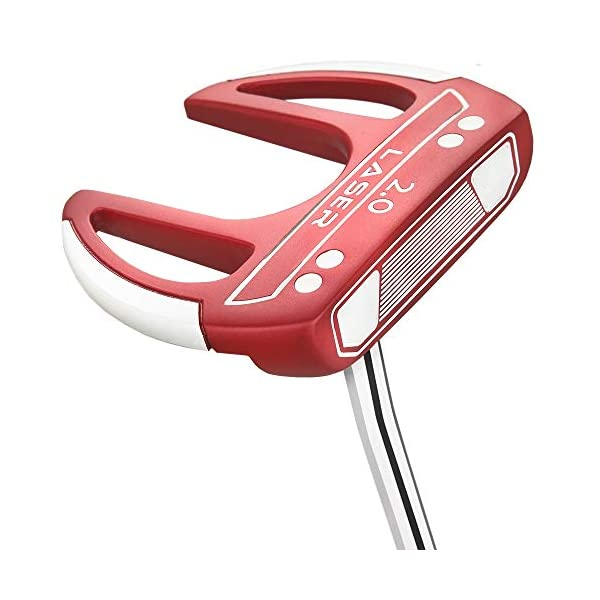 Ram-Golf-Laser-No2-Putter-Right-Hand-Headcover-Included