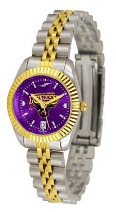 Minnesota State-Mankato Mavericks Ladies Executive AnoChrome Watch - Ladies Executive Anochrome Watch