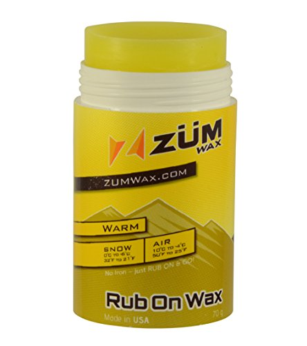 Buy rub on snowboard wax