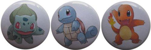 (Blue/Red Pokémon 1.25 Inch Magnet)