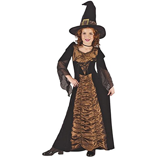[Kid's Elegant Coffin Witch Costume (Size:Sm 4-6)] (Elegant Coffin Witch Costumes)