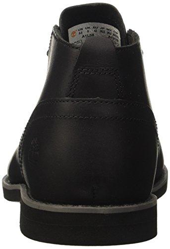 Timberland Heren Chukka Boots Storm Bok Lite Zwart (black)