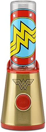 DC Wonder Woman DCW-700CN Personal Blender