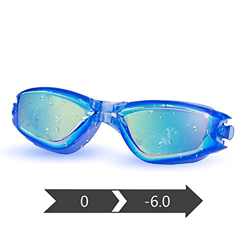 257dd72067b Kaisida near-sighted Swimming Goggles