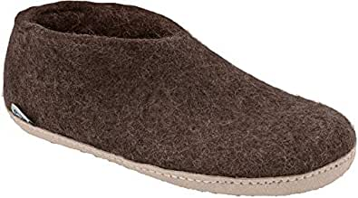 Glerups Womens A-06-36 Shoe Brown Size: 35 M EU