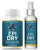 Epi Dry and Sage spray (combo kit) HYPERHIDROSIS