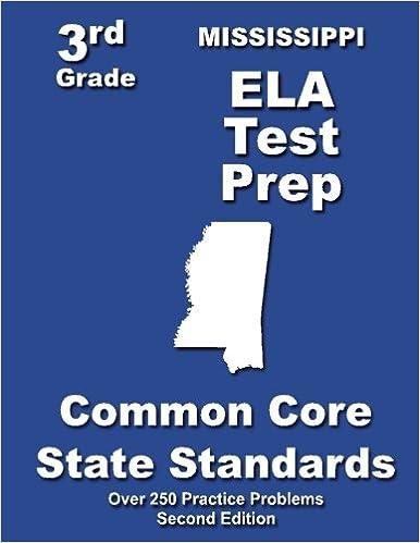 Mississippi 3rd Grade ELA Test Prep Common Core Learning