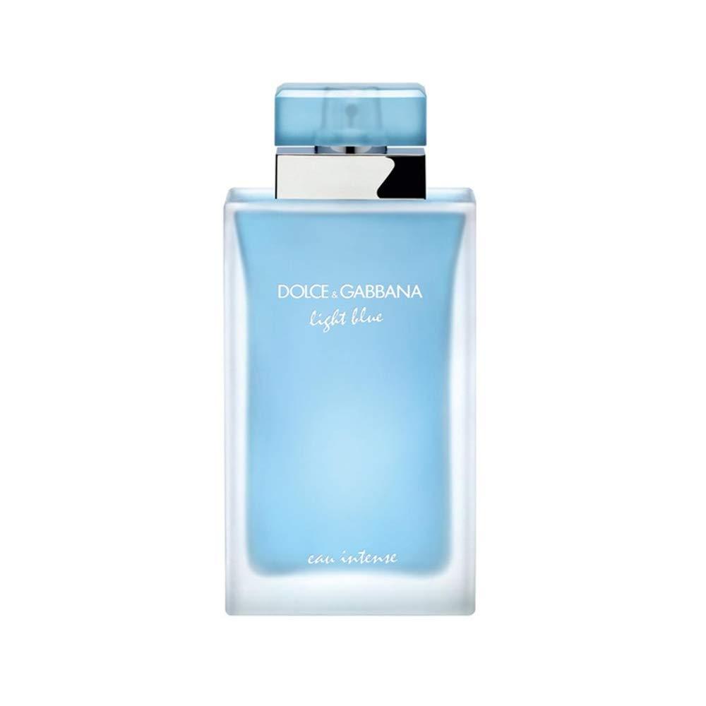 Dolce & Gabbana Light Blue Eau Intense For Women Eau De Parfum Spray 3.3 oz
