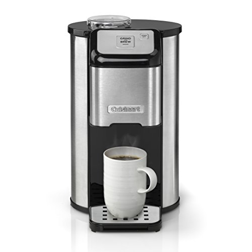 Cuisinart Dgb1u One Cup Grind And Brew Coffee Maker Buy