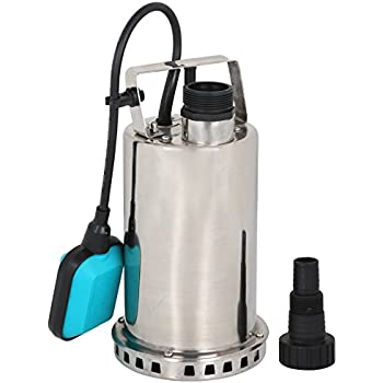 Amazon Com Homdox 1 5 Hp Stainless Steel Submersible Sump