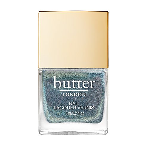 butter LONDON Glazen Nail Lacquer, Mermaid, 0.2 oz. (Best Butter Nail Polish Colors)