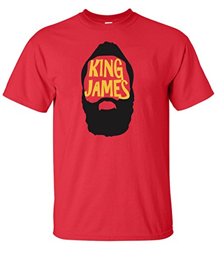 Lebron James Usa Jersey - Silo Shirts Red Houston Harden
