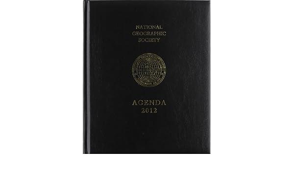 Agenda ng 2012 (OTROS NATGEO): Amazon.es: NATIONAL ...
