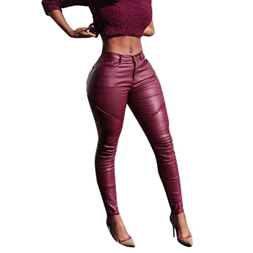 Gillberry Women Stretch High Waist Pencil Pants Skinny for sale  Delivered anywhere in Canada