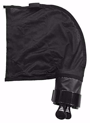 KHY Replacement Black Max Sand Silt Bag K-18 FOR Polaris K18 Swimming Pool Cleaner 280 3900 by KHY