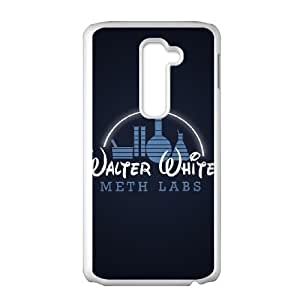 LG G2 Cell Phone Case White Breaking Bad IFH Fashion Phone Case Personalized