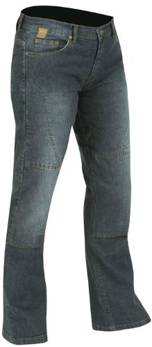 3699e9db31ce0 RED ROUTE RED010 WOMENS BOOTCUT DENIM KEVLAR MOTORCYCLE MOTORBIKE JEANS  TROUSERS J S (LADIES ...