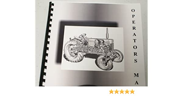 kubota kubota l1500 operators manual special order kubota manuals rh amazon com kubota l1500 workshop manual kubota l1500 operators manual