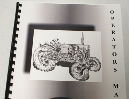 John Deere FB-B Grain Drill OEM Operators Manual