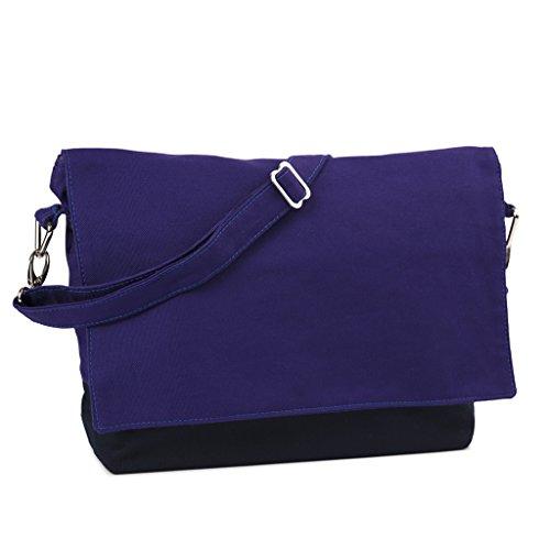 Yarn Pop Clutchable Knitting Bag - PURPLE+BLU by Yarn Pop