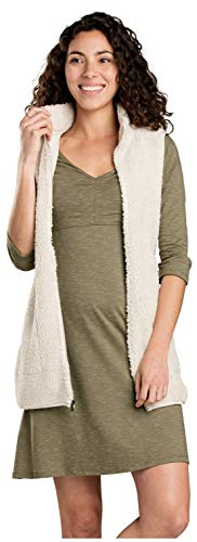 Toad&Co Allie Fleece Vest - Women's Oatmeal ()