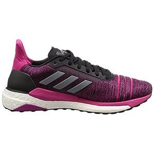 Adidas Solar Glide 19 Rosa/Negro | Zapatillas Mujer