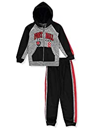 Quad Seven Boys' 2-Piece Sweatsuit Pants Set