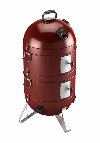 Miniofen, Rakete Smoker 18Durchm.46cm rot