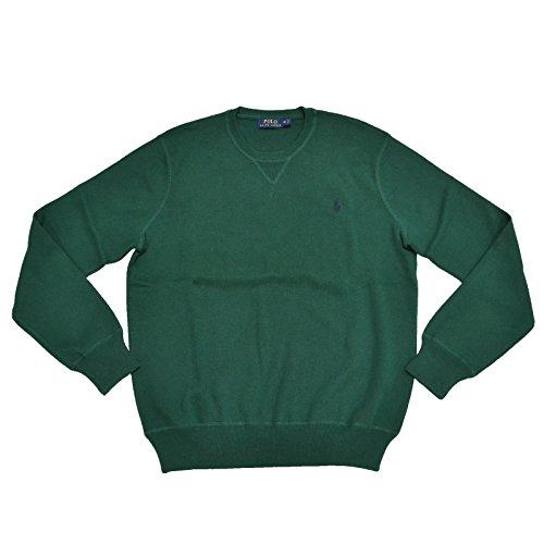 Trim Crewneck Sweater - 9