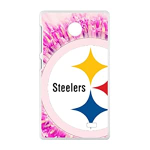 Steelers Fahionable And Popular High Quality Back Case Cover For Nokia Lumia X