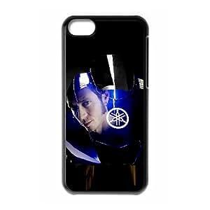 Classic Case Valentino Rossi pattern design For Apple iPhone 5C Phone Case
