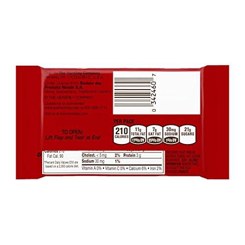 034000002467 - KIT KAT Candy Bar, Milk Chocolate Covered Crisp Wafers, 1.5 Ounce Bar (Pack of 36) carousel main 3