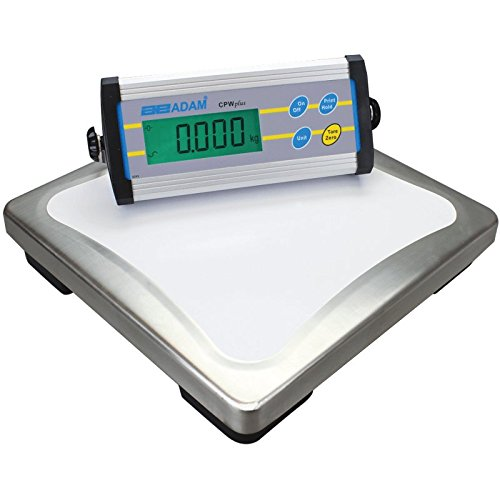 Adam Equipment - CPWplus-200 Industrial Scale with Carry Case 440 x 0 1 lb by Adam Equipment