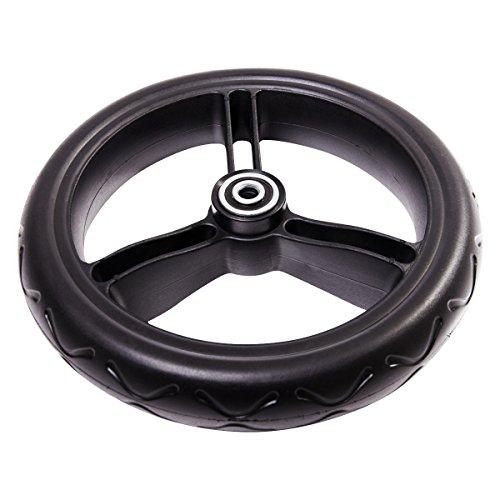 (Mountain Buggy Aerotech Wheel Set for Duet, Black)