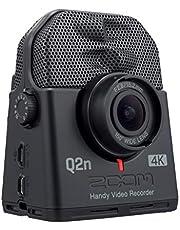 Zoom Q2n-4K De 4K-camera voor muzikanten.